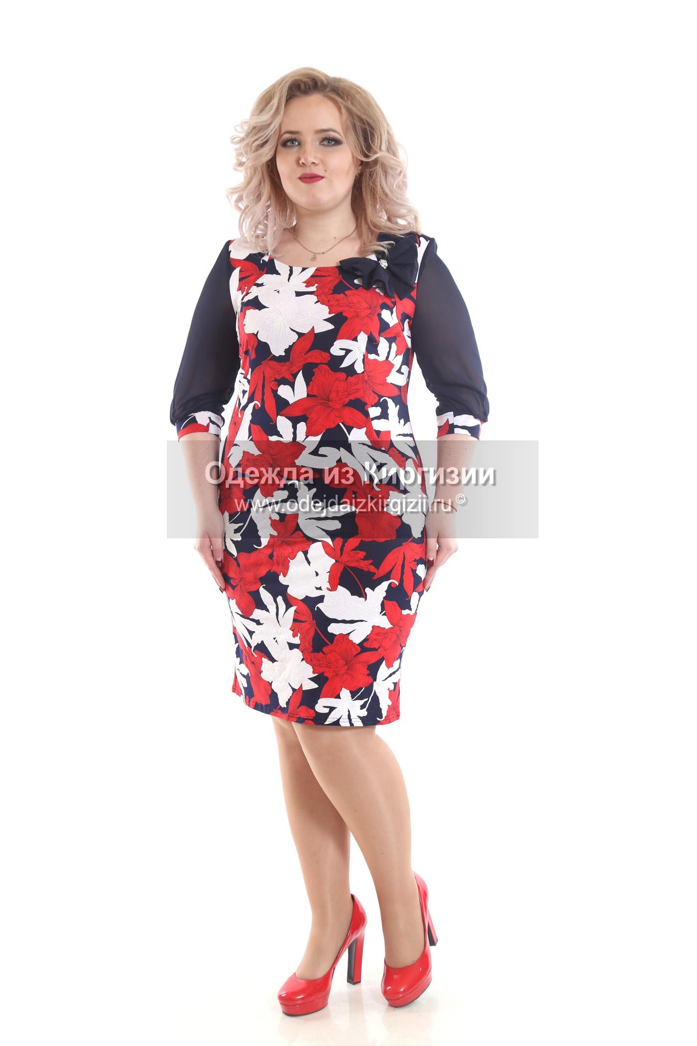 Платье BRV-Бант-07