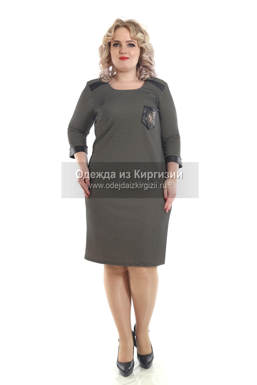 Платье BRV-Карман-02