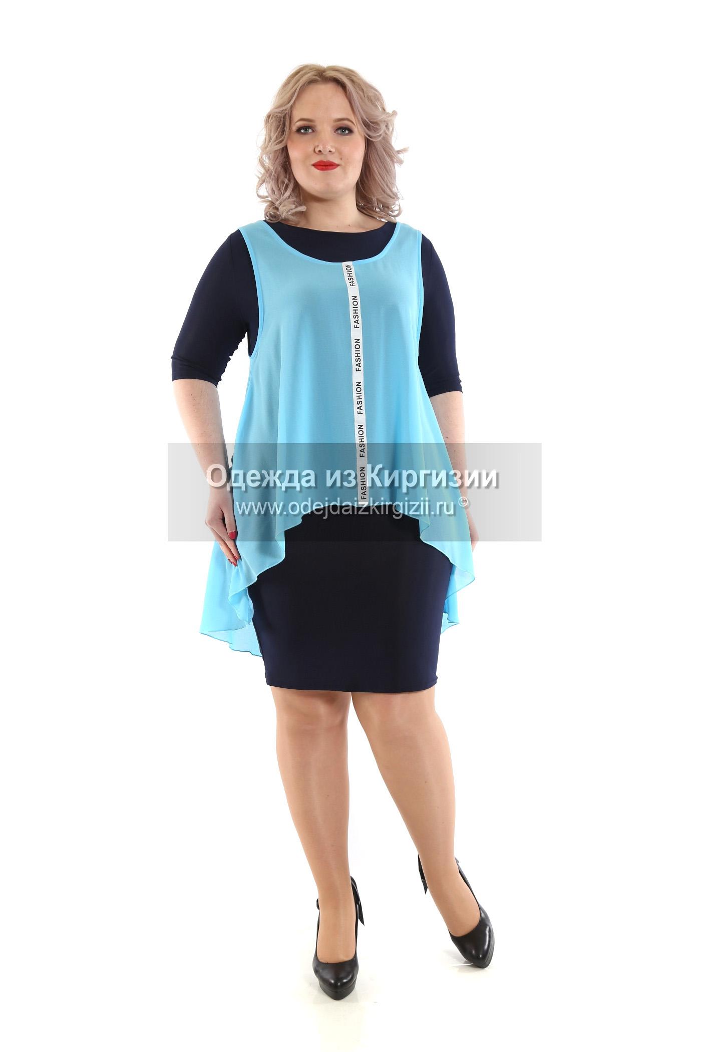 Платье CHR-Двойка-01