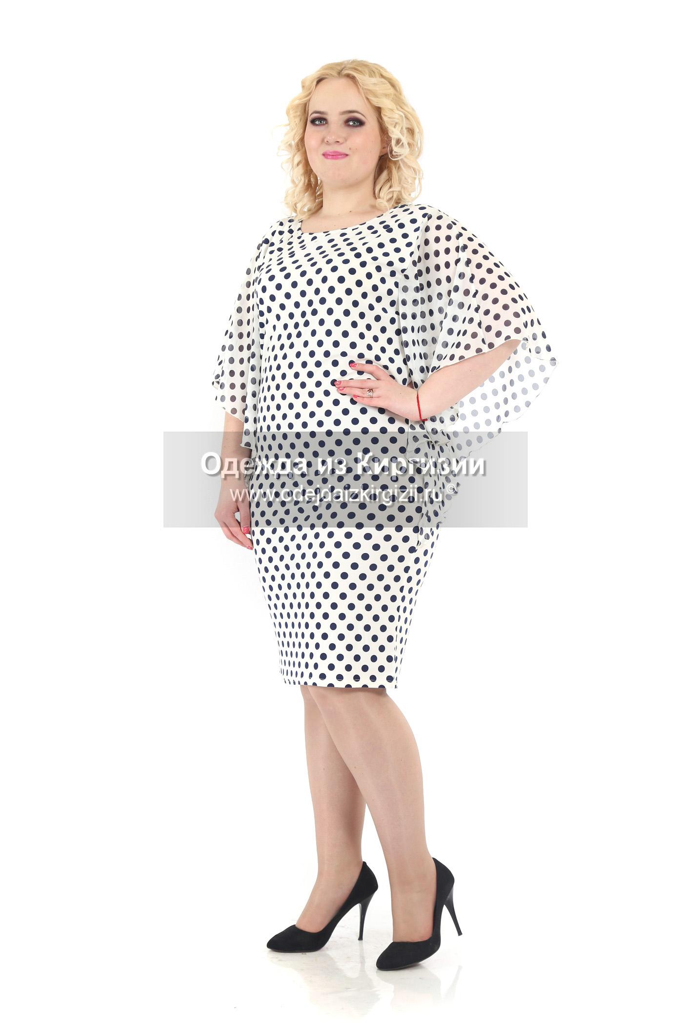 Платье OLG-Летучая мышь-02