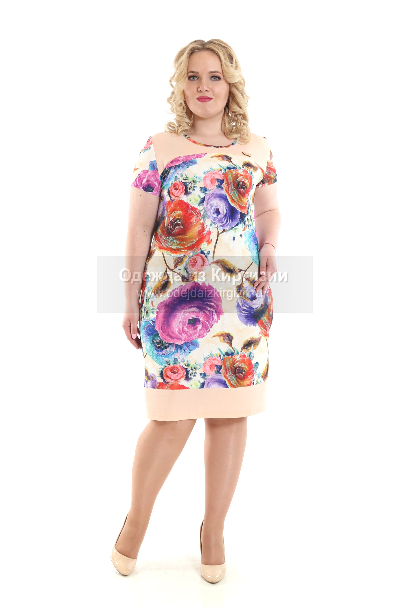 Платье OLK-Полянка-01