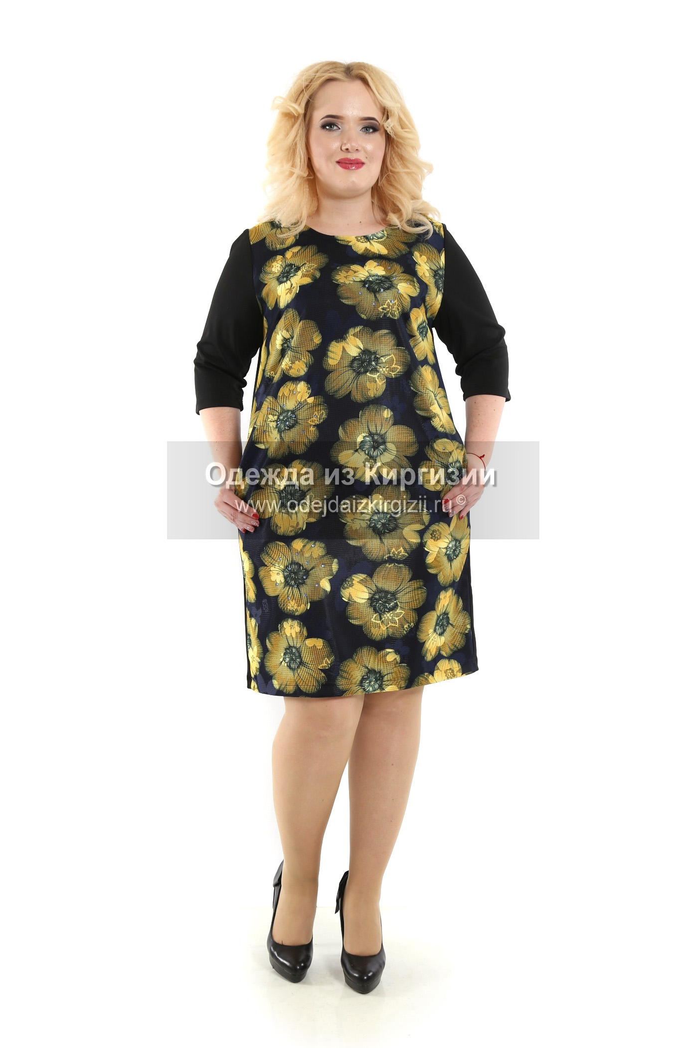 Платье VIN-Листья-03