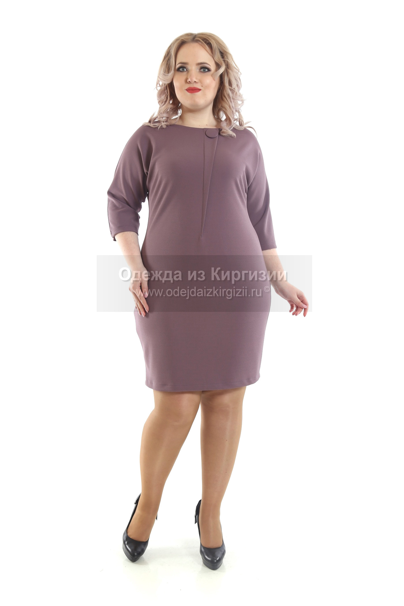 Платье VIN-Пуговка-08