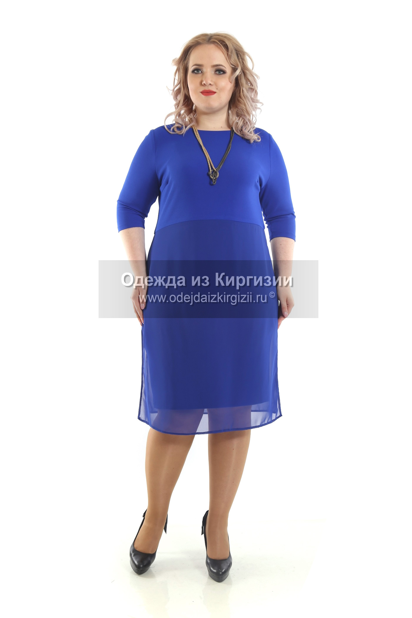 Платье VIN-Шифон М-01