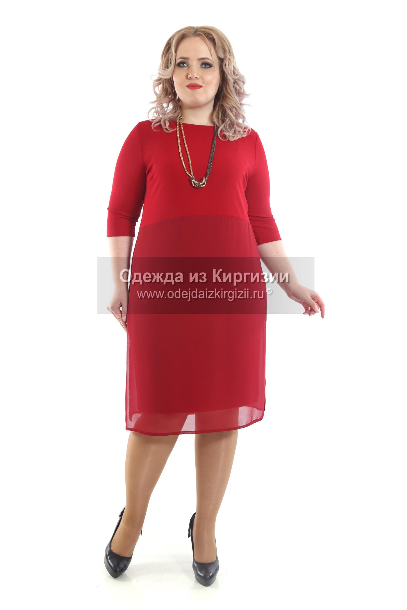 Платье VIN-Шифон М-02