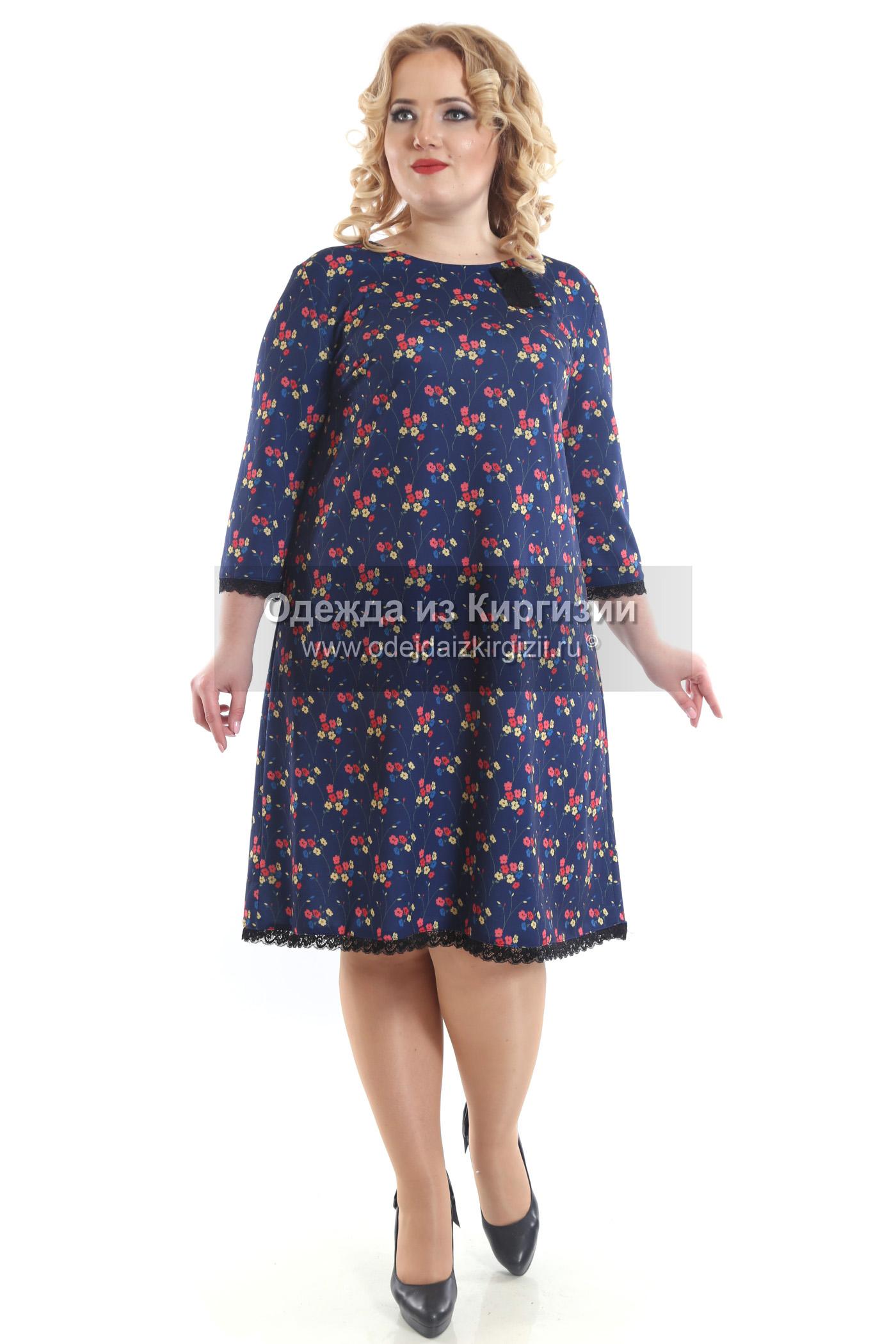 Платье VIN-Цветочек-01