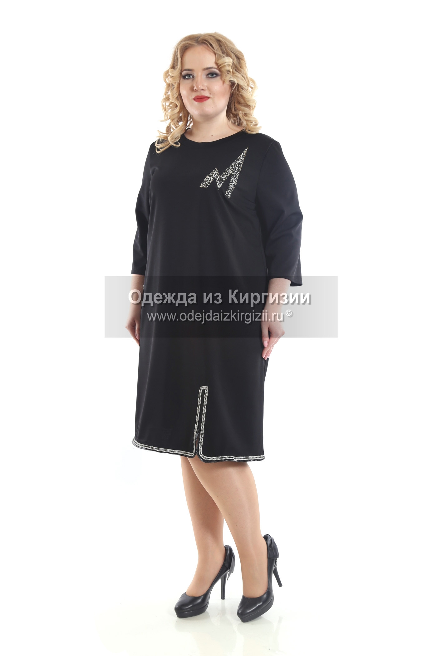 Платье VVL-МММ-01