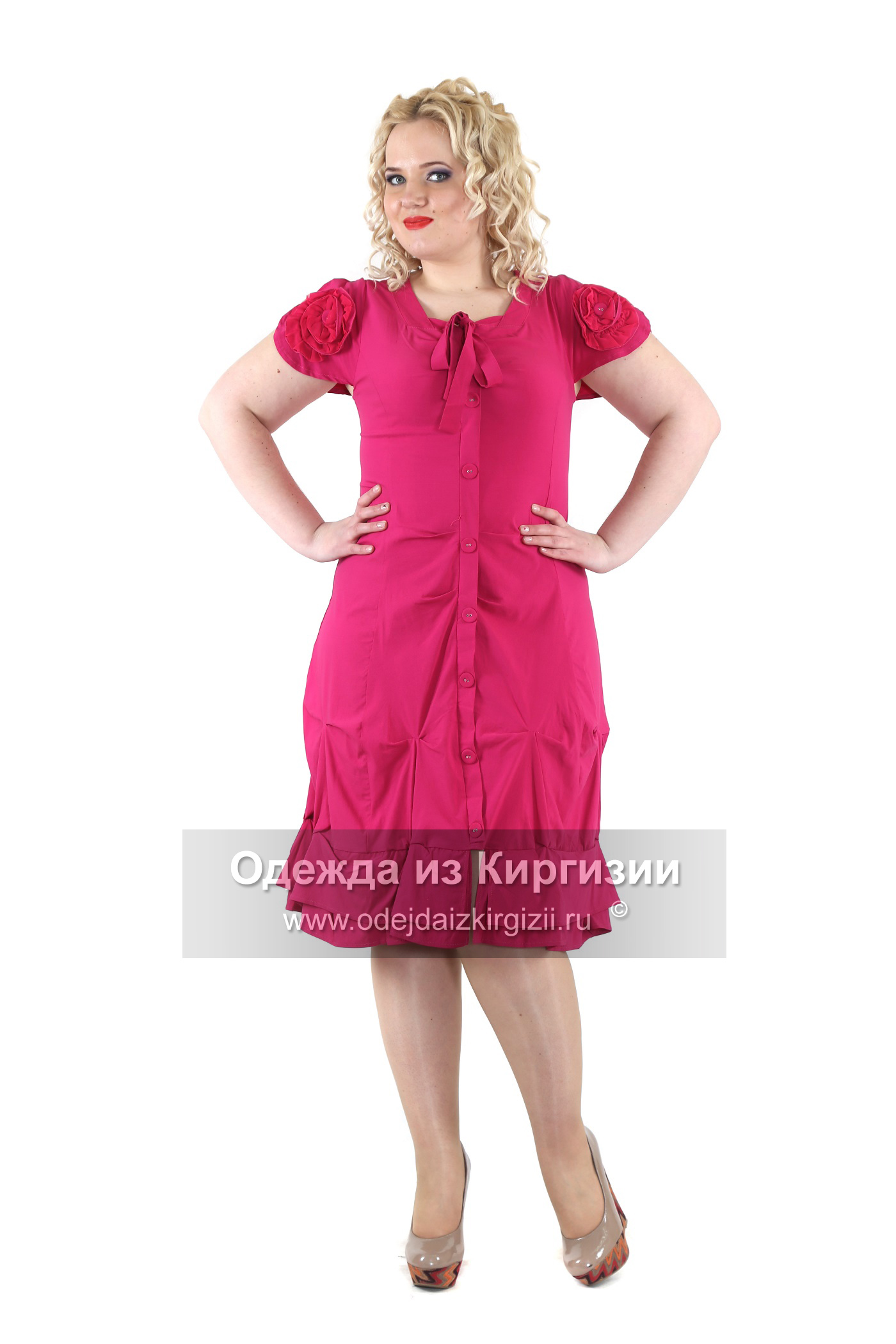 Платье VVL-Роза-01
