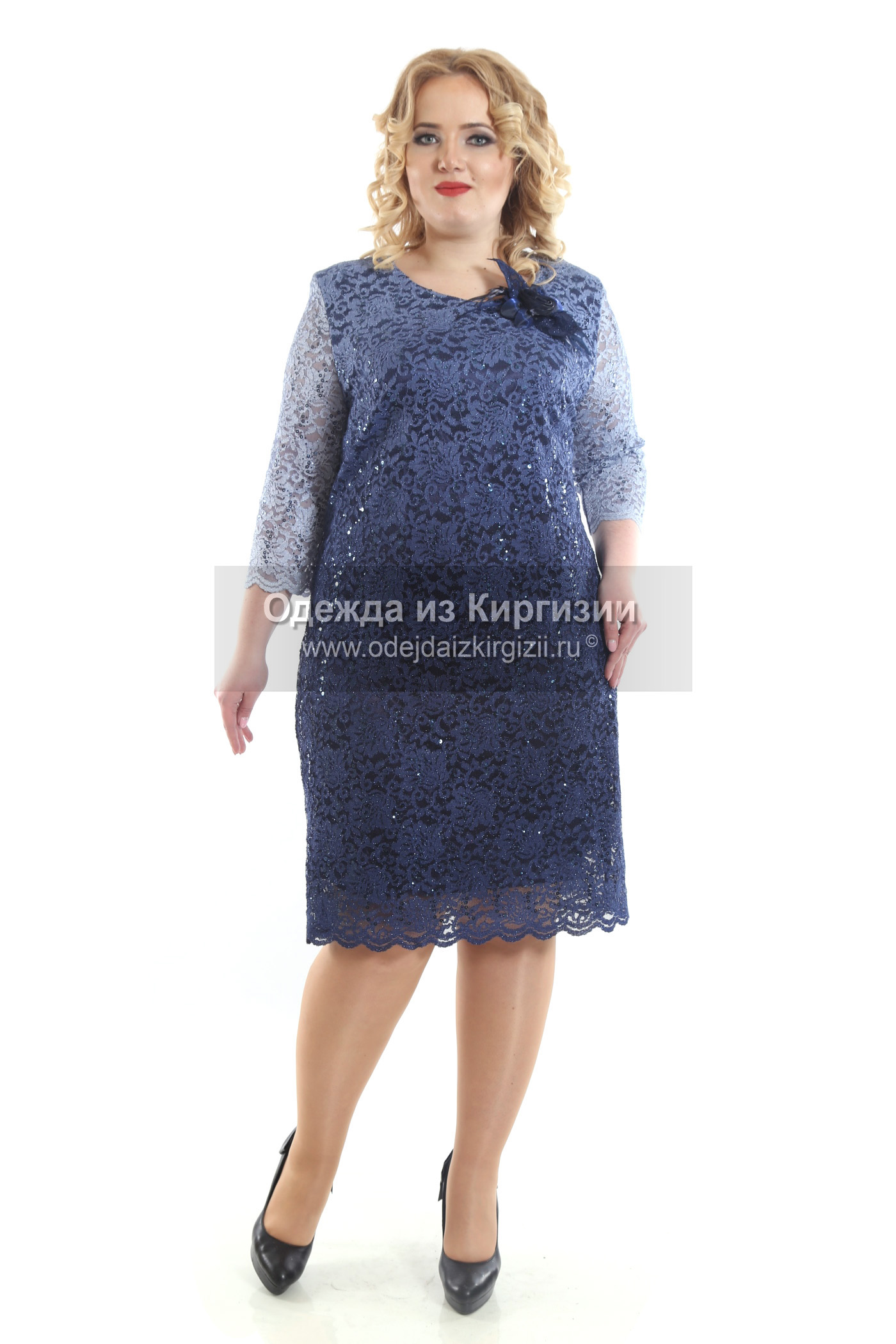 Платье ZLT-Блеск-01